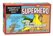 Magnetic Poetry - Superhero Kit