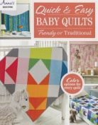 Quick & Easy Baby Quilts