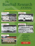 The Baseball Research Journal, Volume 44, Number 2