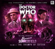The New Adventures of Bernice Summerfield [Audio]