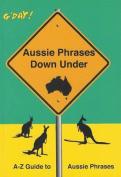 Aussie Phrases Down Under