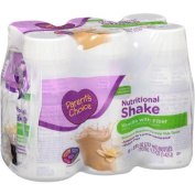 Parent's Choice Vanilla Nutritional Shake with Fibre, 240ml, 6 count