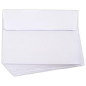 Smooth A7 Envelopes (13cm x 18cm ) 50/Pkg-White