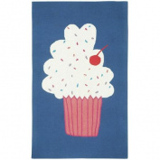 Capel Rugs Cake Pops Blue Area Rug
