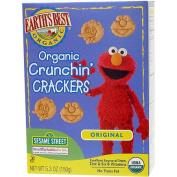Earth's Best Organic Original Sesame Street Crunchin' Crackers, 160ml