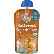 EB Puree Butternut Squash & Pear 120ml - Stage 2 Baby Food