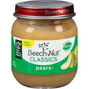 Beech-Nut Stage 2 Pears Baby Food, 120ml