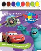 Disney Pixar Paint by Numbers