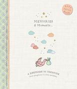 Cute as a Button Baby Record Book