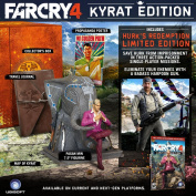 Far Cry 4 Collectors Edition-Nla