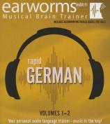 Rapid German, Vols. 1 & 2 [Audio]