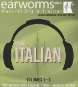 Rapid Italian, Vols. 1-3 [Audio]