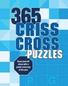 365 Puzzles Criss-Cross
