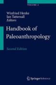 Handbook of Paleoanthropology