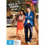 Death In Paradise: Series 4 [Region 4]