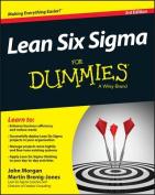 Lean Six Sigma for Dummies 3E