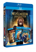 Night at the Museum/Night at the Museum 2/Night at the Museum 3 [Region B] [Blu-ray]