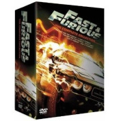 Fast and Furious 1-6/Fast and Furious 7 Sneak Peek [Region 2]