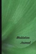 Meditation Journal: Peridot