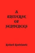 A Universe of Sentences
