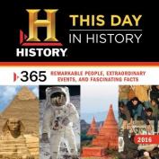 History Channel 2016 Wall Calendar