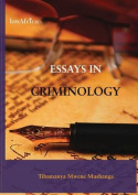 Essays in Criminology