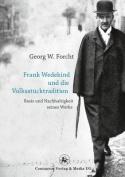 Frank Wedekind Und Die Volksstucktradition [GER]
