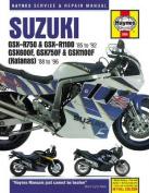 Suzuki GSX-R750 & GSX-Rr1100 85 to 92