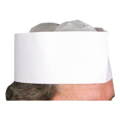 Disposable chef hat singapore