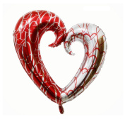 "Helium Foil balloons , Party Wedding Supply ""I LOVE YOU"""