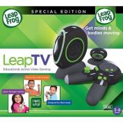 LeapFrog LeapTV Educational Active Video Game System - Black