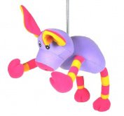 Springy Baby Pig Animal Brightly Coloured Mobile