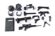 Custom SWAT / Police Gear - Complete Set - Lot 8-10