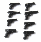 Custom SWAT / Handgun & Pistol Lot 6-1