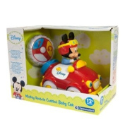High Quality Mickey Remote Control Baby Car