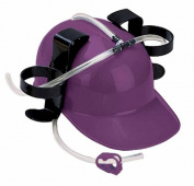 Can You Imagine Drink Hat, Purple