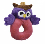 My Owl Rattle (Pink)