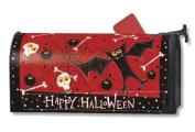 Bats & Bones MailWraps Mailbox Cover
