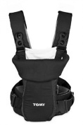 Tomy Freestyle Classic Baby Carrier Infant New Born Birth Child Sling Wrap Black