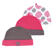 Yoga Sprout Baby 3 Pack Hats