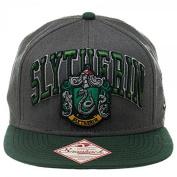 Harry Potter Slytherin Snapback Cap