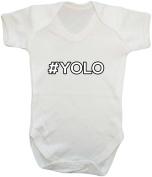 #YOLO Babygrow