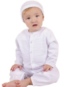 Aiden 9 Month Knit Christening Baptism Blessing Outfit Size