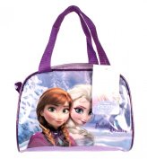 961539 Purple Disney's Frozen Bowling Bag - Children's Small Fashion Bag