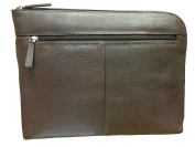 Mala Leather - Executive A4 Folio Laptop Tablet Case Sleeve Underarm Document Meeting