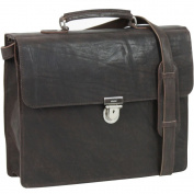 Leonhard Heyden Men's Top-Handle Bag brown BROWN