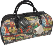 Official Marvel Comic Strip Black Weekend Shoulder Carry Bag