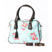 Beautiful Spring Flowers Canvas Day Bag