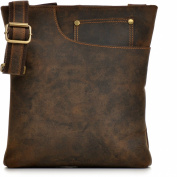 URBAN FOREST Women's Cross-Body Bag Brown BROWN