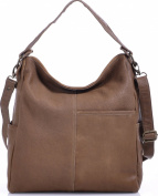 CNTMP Women's Cross-Body Bag Brown Tobacco